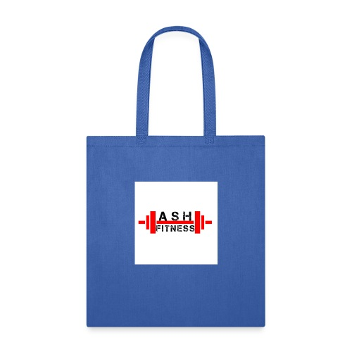 ASH FITNESS MUSCLE ACCESSORIES - Tote Bag