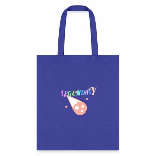 Legendary - Tote Bag