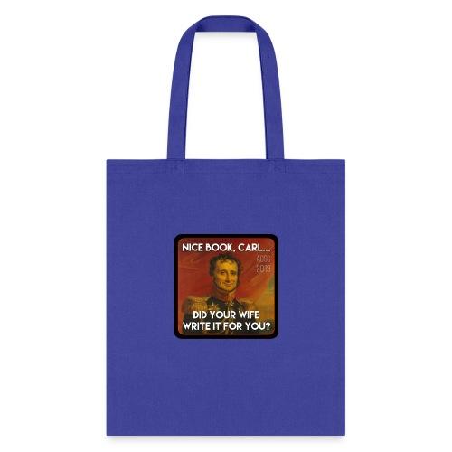 Carl's Wife - Tote Bag
