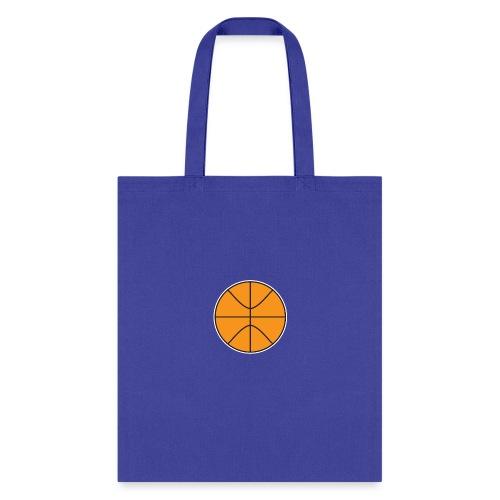 Plain basketball - Tote Bag