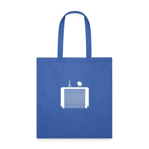 TechGarage White Logo - Tote Bag