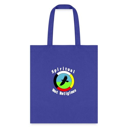 Spiritualnotreligious - Tote Bag