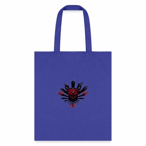 Japanese Mask - Tote Bag