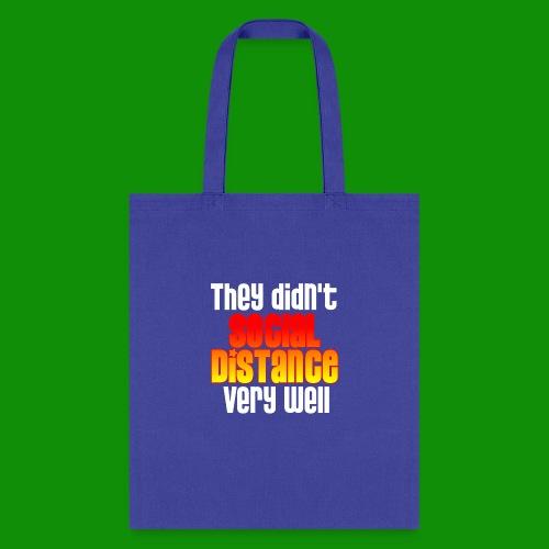 Social Distance Pregnancy - Tote Bag