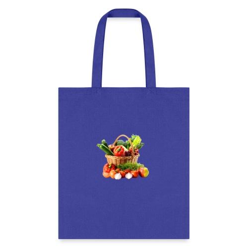 Vegetable transparent - Tote Bag