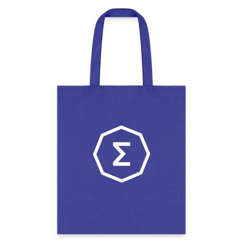 Ergo Symbol White - Tote Bag