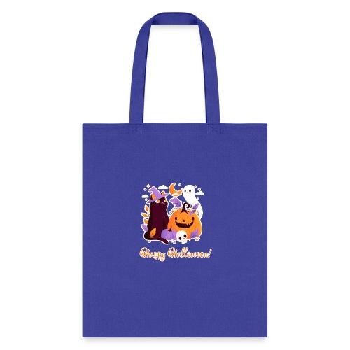 Halloween happy - Tote Bag