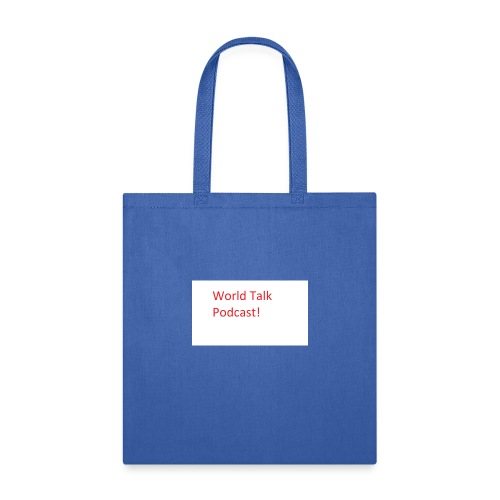 World Talk Merch - Tote Bag