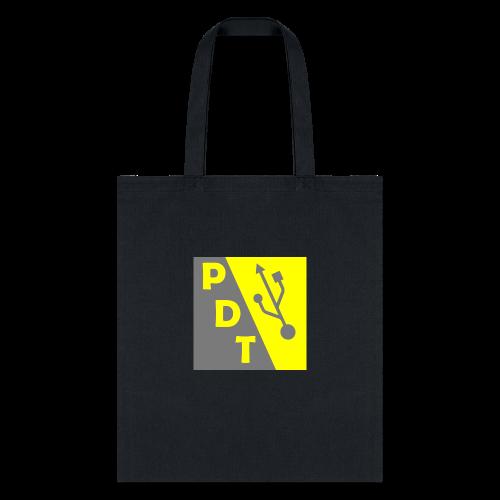 PDT Logo - Tote Bag
