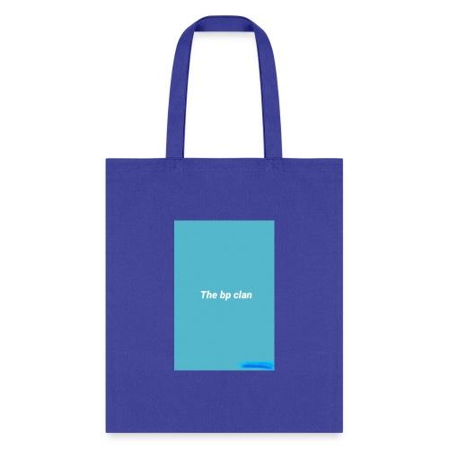 bp blue - Tote Bag
