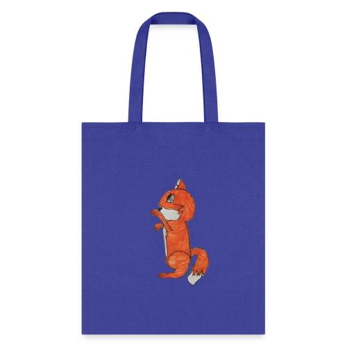 Lexi Revels1 fox 3 - Tote Bag