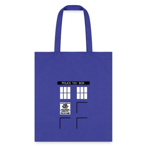 policebox - Tote Bag