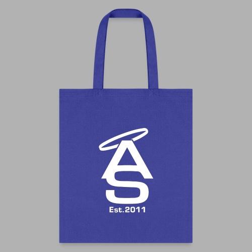 AS White - Tote Bag