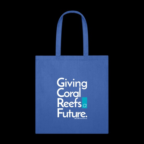 Giving Coral Reefs a Future - Tote Bag