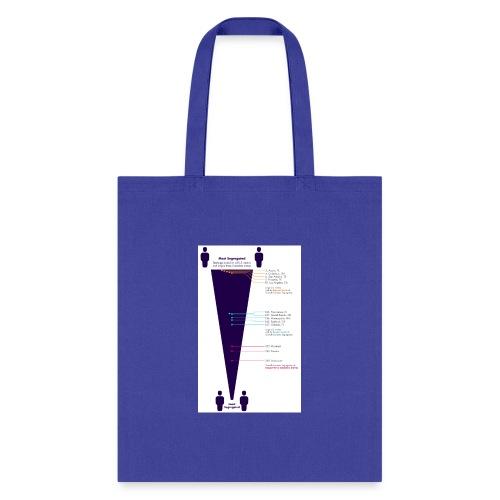 Segregated City Insight Canada Graphic - Tote Bag