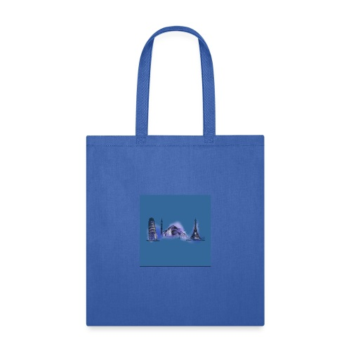 paris, italy and the world - Tote Bag