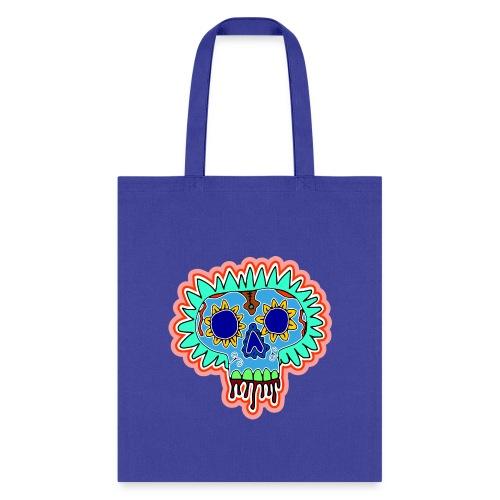Hippy Día de Muertos - Tote Bag
