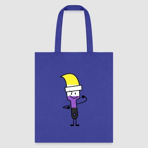 Paintbrush Pride - Tote Bag
