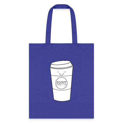 Happy Cup - Tote Bag