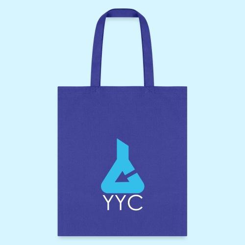 Media Lab Logo (white text) - Tote Bag