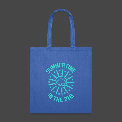 Summertime in the 716 - Tote Bag