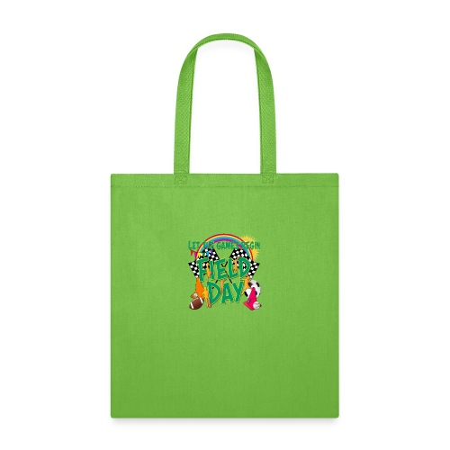 Field Day Games for SCHOOL - Tote Bag