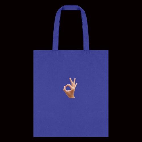 Finger Hand - Tote Bag