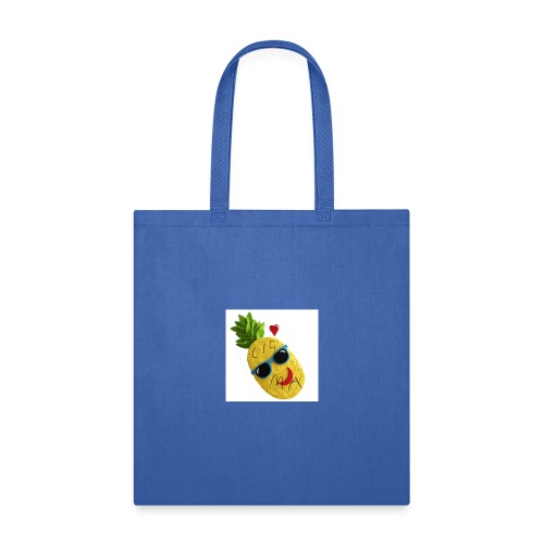 toot to ligma pineapples - Tote Bag