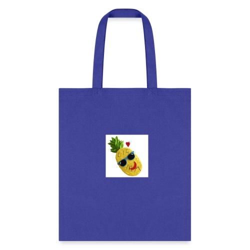 toot to ligma pineapples - Tote Bag