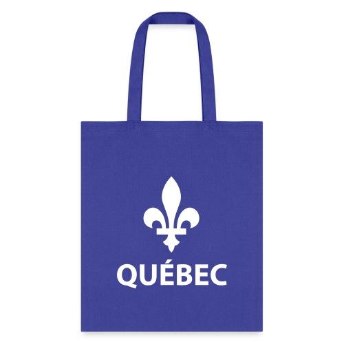 Québec - Tote Bag