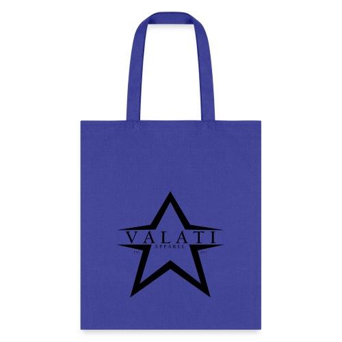 V-STAR Black - Tote Bag