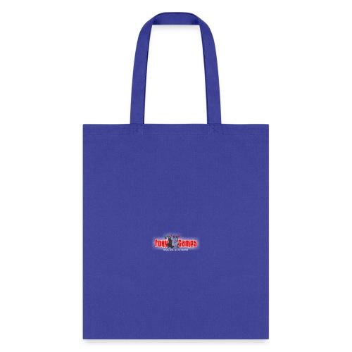 foxygameslogo transp - Tote Bag