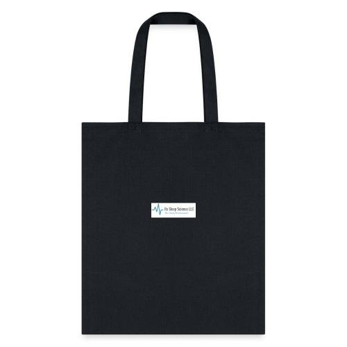 Rx Sleep Science Logo - Tote Bag