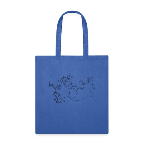 Today - Tote Bag