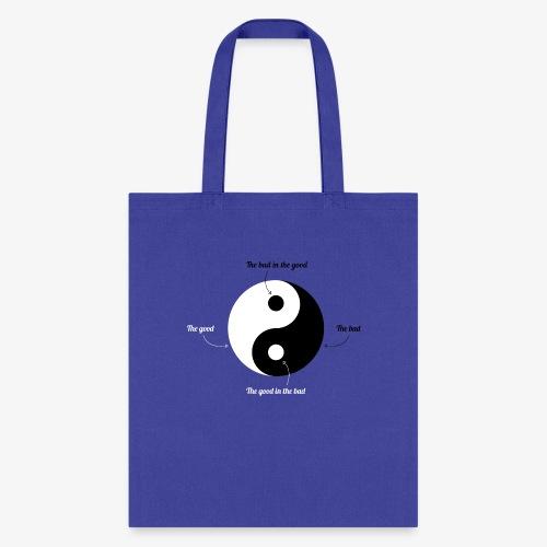 Ying-Yang - Tote Bag
