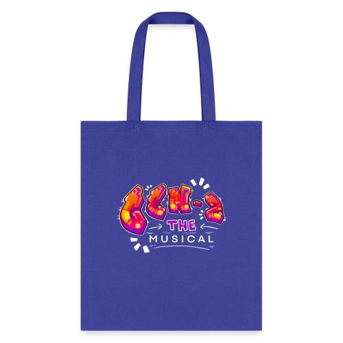 Gen Z Musical Logo - Tote Bag