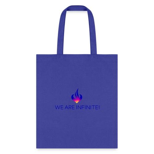 We Are Infinite - Tote Bag