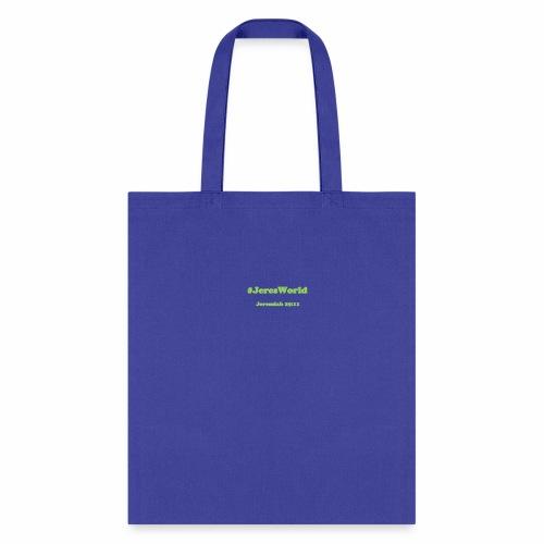 JeresWorld - Tote Bag