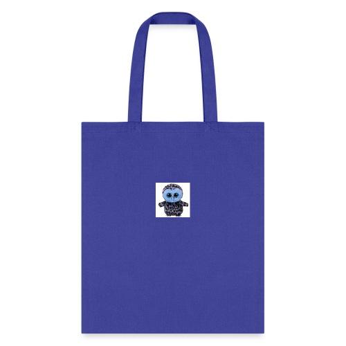 blue_hootie - Tote Bag