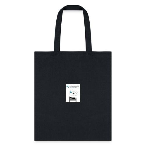 RxSleep Science complete logo - Tote Bag