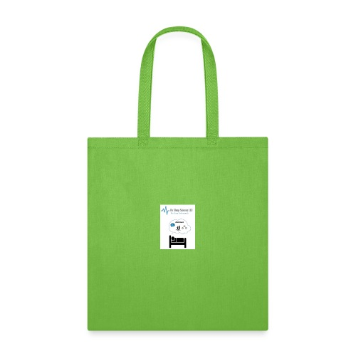 RxSleep Science complete logo - Tote Bag