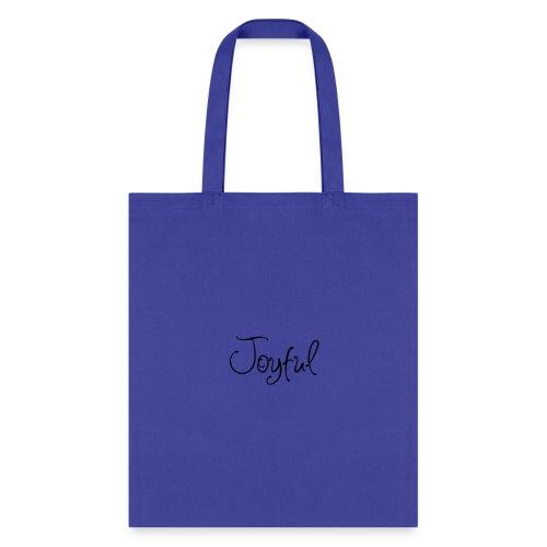 Joyful Curvy - Tote Bag