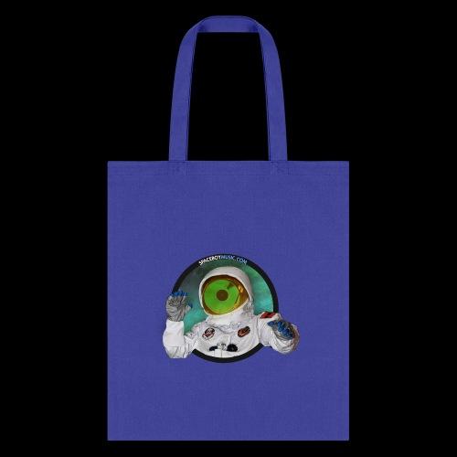 Spaceboy Music Logo - Tote Bag