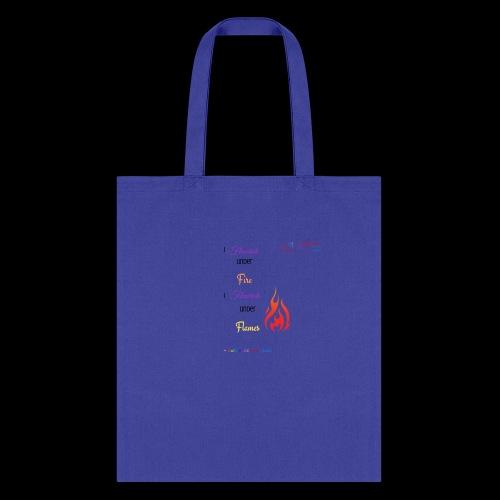 Flourish Under Flames Merch - Tote Bag