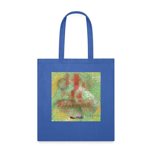 red light bird Small - Tote Bag