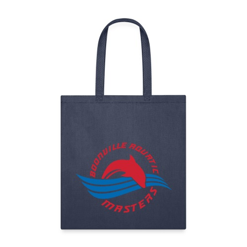 Boonville Aquatic Masters Swimming - Tote Bag