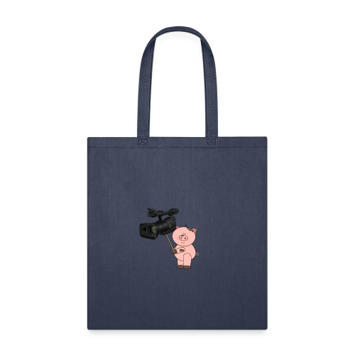 Hammie holding camera - Tote Bag