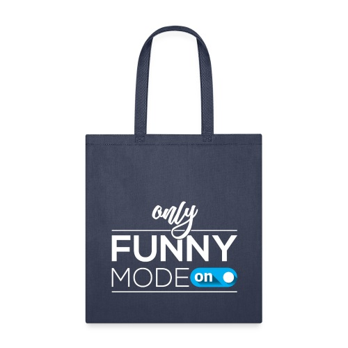 Funny time on - Tote Bag