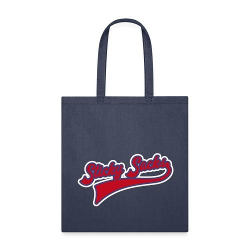 Sticky Sacks - Tote Bag