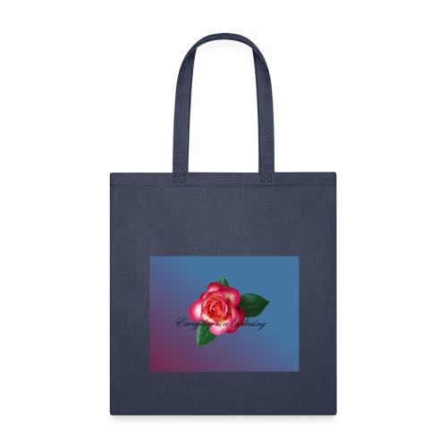 Positive Rose4 - Tote Bag